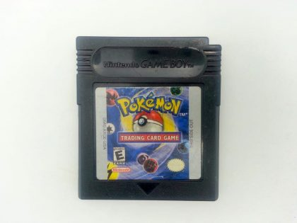 Pokemon Trading Card Game game for Nintendo GameBoy Color - Loose