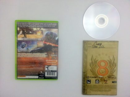 Section 8 game for Xbox 360 (Complete) | The Game Guy