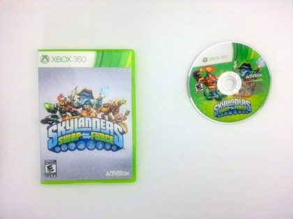 Skylanders Swap Force: Starter Pack game for Microsoft Xbox One -Complete