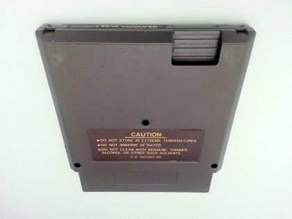 Star Voyager game for NES (Loose)   The Game Guy