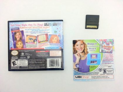 Style Lab: Makeover game for Nintendo DS (Complete)   The Game Guy