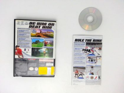 Tiger Woods 2003 game for Gamecube (Complete) | The Game Guy