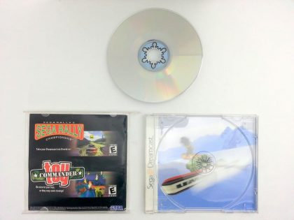 Rippin' Riders Snowboarding game for Sega Dreamcast -Complete