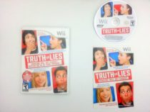 Truth or Lies game for Nintendo Wii -Complete