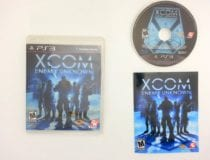 XCOM Enemy Unknown game for Sony Playstation 3 PS3 -Complete