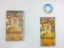 7 Wonders of the Ancient World game for Sony PSP -Complete