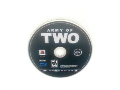 Army of Two game for Sony Playstation 3 PS3 - Loose