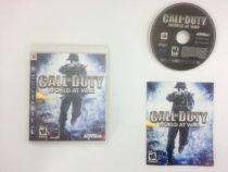 Call of Duty World at War game for Sony Playstation 3 PS3 -Complete