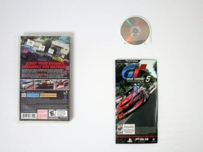 Gran Turismo game for PSP (Complete) | The Game Guy