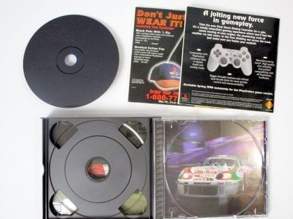 Gran Turismo game for Playstation (Complete)   The Game Guy