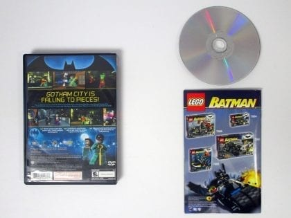 LEGO Batman The Videogame game for Playstation 2 (Complete) | The Game Guy