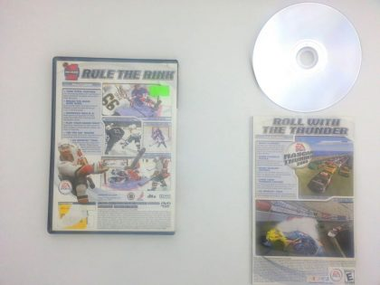 NHL 2003 game for Playstation 2 (Complete)   The Game Guy