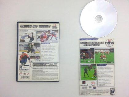 NHL 2004 game for Playstation 2 (Complete)   The Game Guy