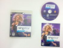 SingStar Vol. 2 (game only) game for Sony Playstation 3 PS3 -Complete