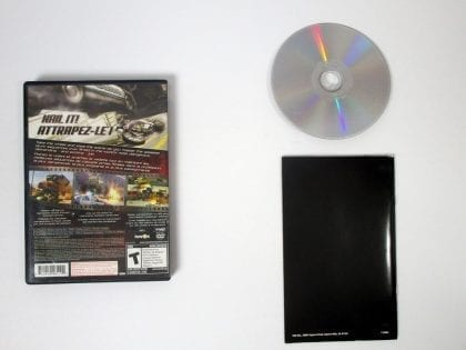 Stuntman Ignition game for Playstation 2 (Complete) | The Game Guy