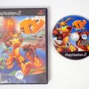 Ty the Tasmanian Tiger game for Sony Playstation 2 PS2 -Game & Case