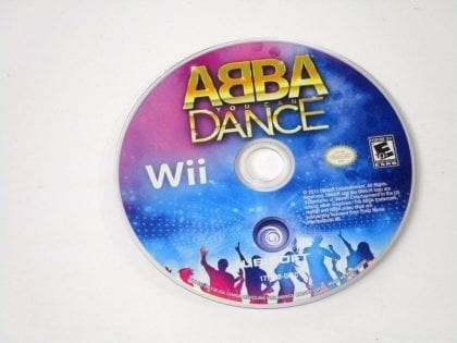 Abba You Can Dance game for Nintendo Wii - Loose
