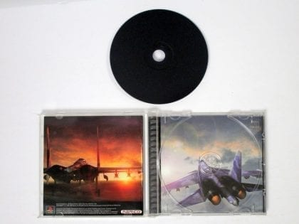 Ace Combat 2 game for Playstation (Complete) | The Game Guy