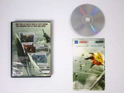 Ace Combat 5 Unsung War game for Playstation 2 (Complete) | The Game Guy