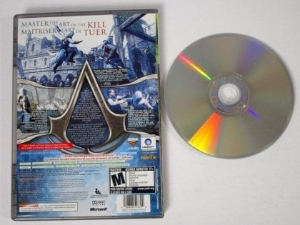 Assassin's Creed game for Xbox 360 | The Game Guy