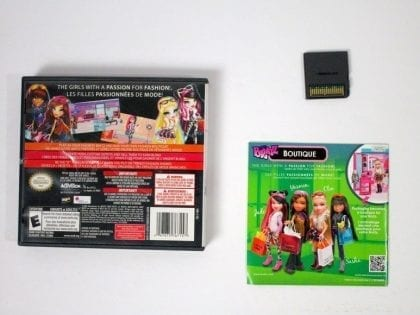 Bratz Fashion Boutique game for Nintendo DS (Complete) | The Game Guy