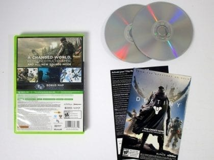 Call of Duty: Ghosts game for Xbox 360 (Complete) | The Game Guy