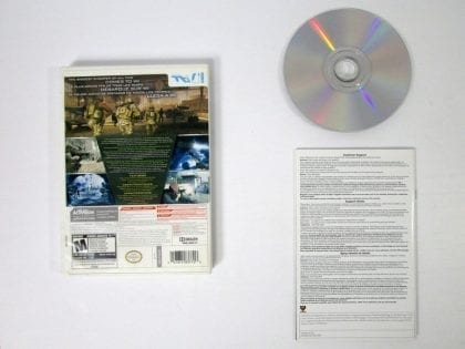 Call of Duty: Modern Warfare Reflex game for Wii (Complete) | The Game Guy