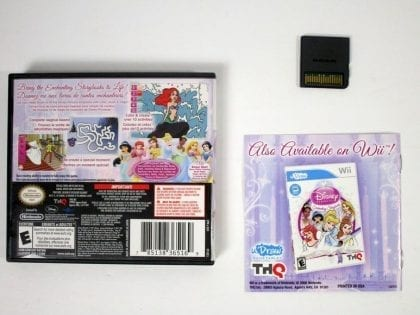 Disney Princess: Enchanting Storybooks game for Nintendo DS (Complete) | The Game Guy