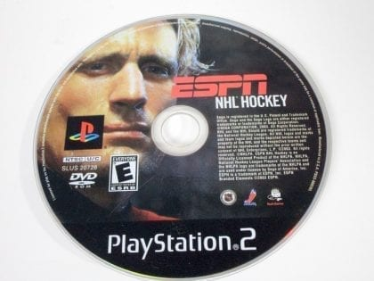 ESPN Hockey 2004 game for Sony Playstation 2 PS2 - Loose