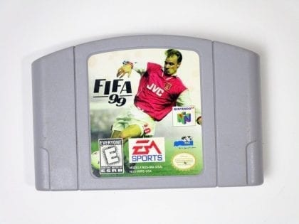 FIFA 99 game for Nintendo 64 N64 - Loose