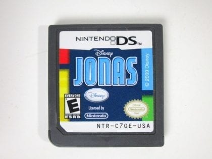 Jonas game for Nintendo DS - Loose