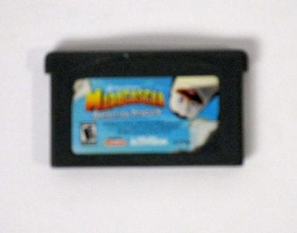 Madagascar Operation Penguin game for Nintendo Gameboy Advance - Loose