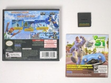 Mario and Sonic Olympic Winter Games game for Nintendo DS (Complete) | The Game Guy