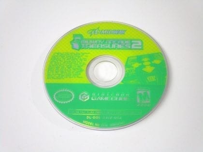 Midway Arcade Treasures 2 game for Nintendo Gamecube - Loose