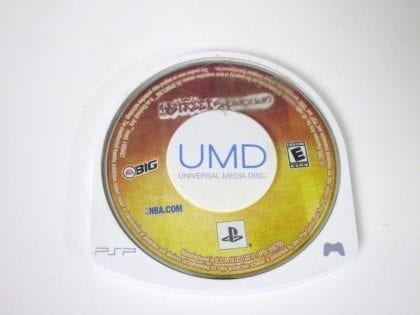 NBA Street Showdown game for Sony PSP - Loose