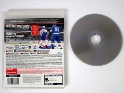 NHL 12 game for Playstation 3 | The Game Guy
