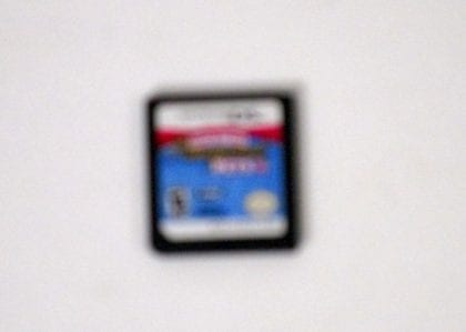 Paws & Claws Pampered Pets game for Nintendo DS - Loose