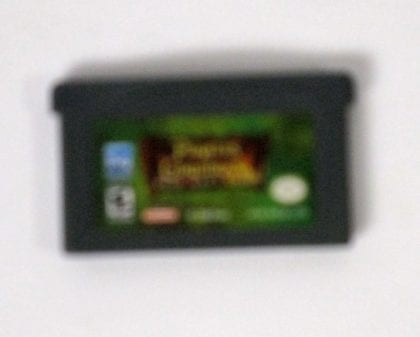 Pirates of the Caribbean Dead Mans Chest game for Nintendo Gameboy GBA - Loose