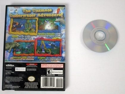 Shamu's Deep Sea Adventure game for Gamecube | The Game Guy