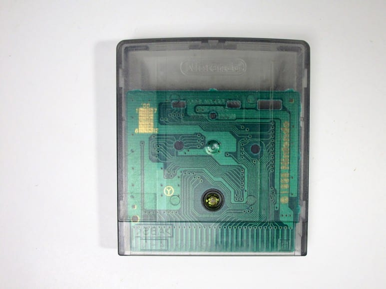 Spiderman game for GameBoy Color (Loose)   The Game Guy