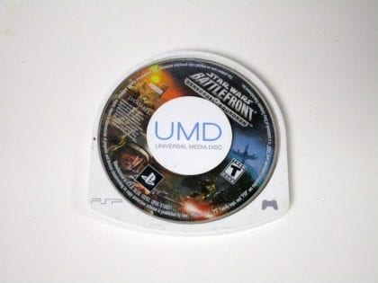 Star Wars Battlefront Renegade Squadron game for Sony PSP - Loose