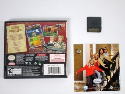 Suite Life Of Zack and Cody Circle of Spies game for Nintendo DS (Complete) | The Game Guy