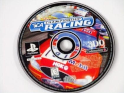 TOCA Championship Racing game for Sony Playstation PS1 PSX - Loose