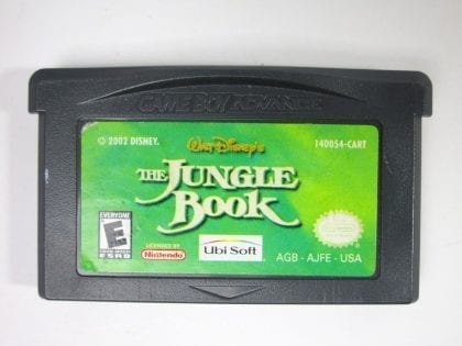 The Jungle Book game for Nintendo GameBoy - Loose