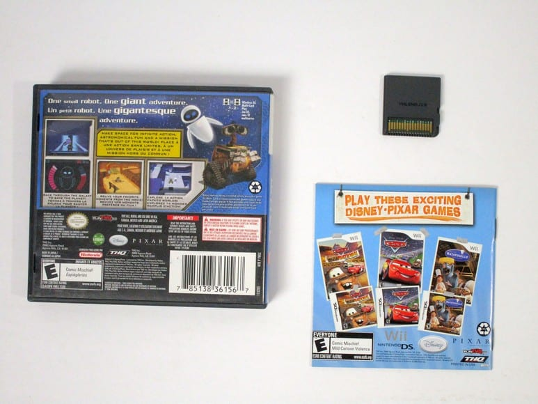 Wall-E game for Nintendo DS (Complete)   The Game Guy