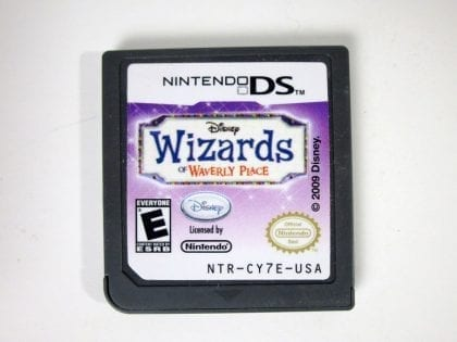 Wizards of Waverly Place game for Nintendo DS - Loose