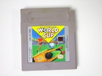 World Cup Soccer game for Nintendo GameBoy - Loose