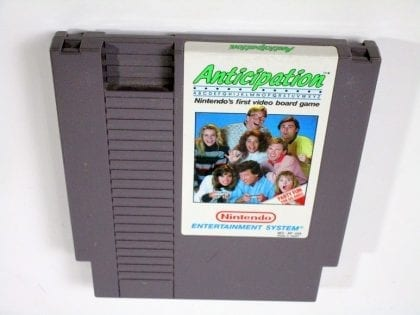 Anticipation game for Nintendo NES - Loose