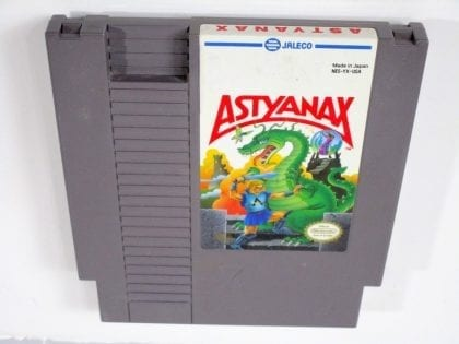 Astyanax game for Nintendo NES - Loose
