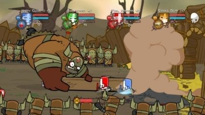 Castle Crashers Multiplayer for PS3